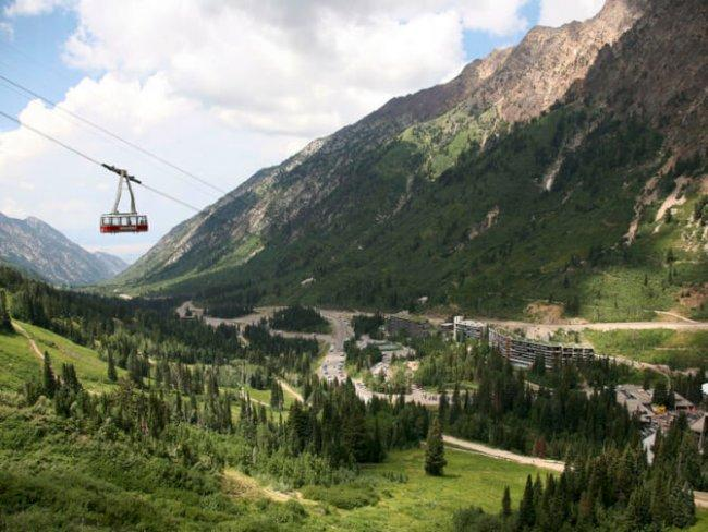Top 20 things to do in Salt Lake City: Snowbird Ski & Summer Resort