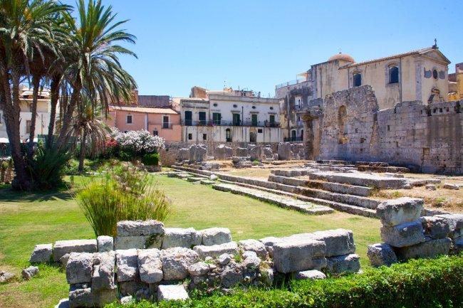 Top 20 things to do in Sicily: Temple of Apollo