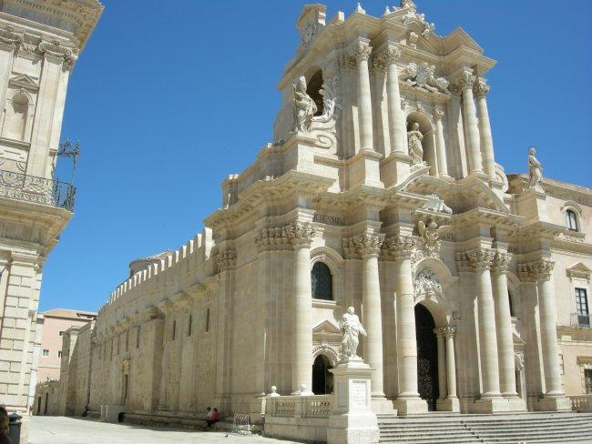 Top 20 things to do in Sicily: Cathedral of Syracuse