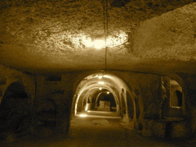 Top 20 things to do in Sicily: San Giovanni Crypt and Catacombs