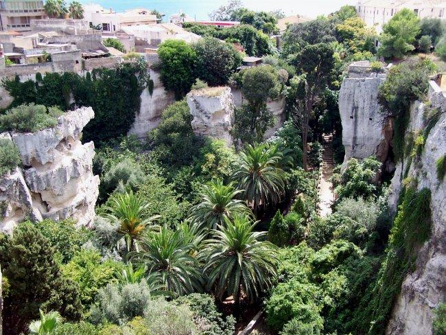 Top 20 things to do in Sicily: Latomia dei Cappuccini