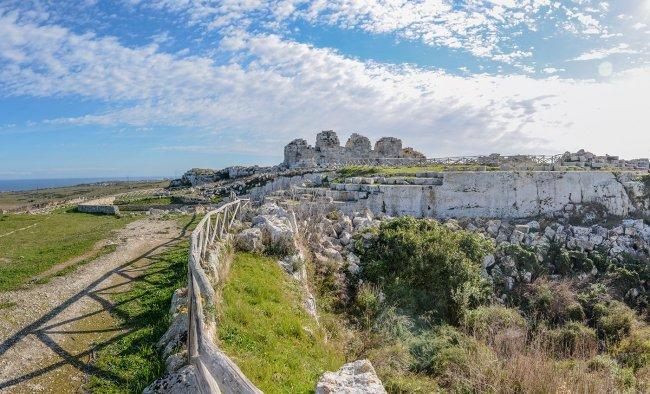 Top 20 things to do in Sicily: Eurialo Castle