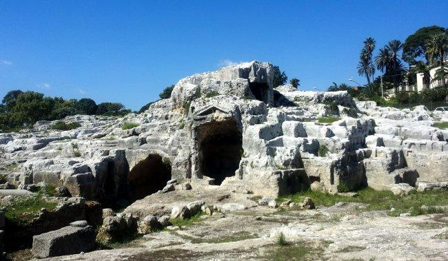 Top 20 things to do in Sicily: Tomb of Archimedes