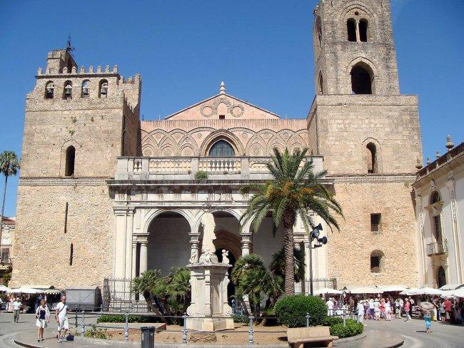 Top 20 things to do in Sicily: Monreale Duomo