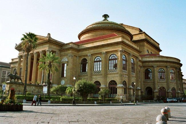 Top 20 things to do in Sicily: Teatro Massimo