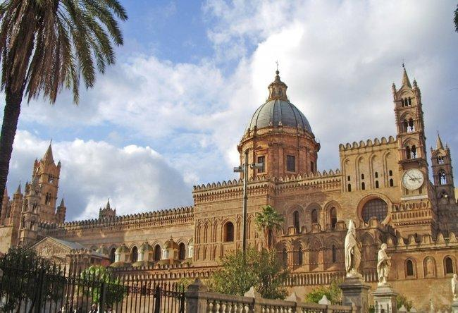 Top 20 things to do in Sicily: Palermo Cathedral