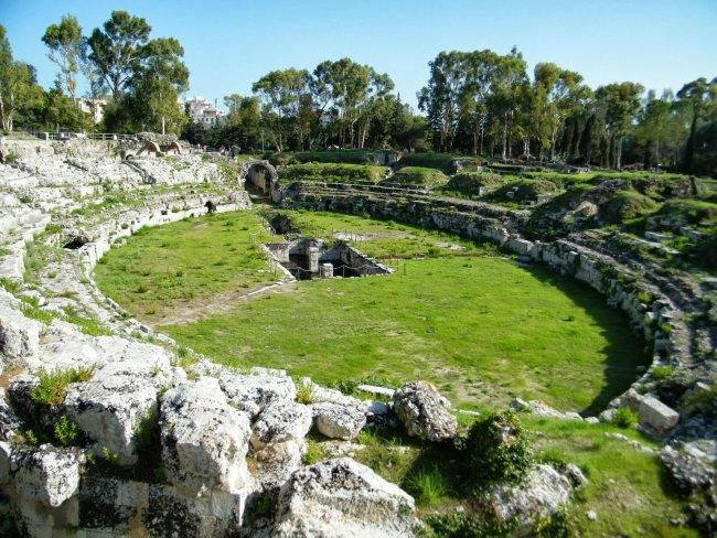 Top 20 things to do in Sicily: Neapolis archaeological park